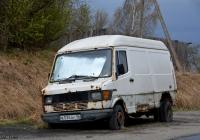 Цельнометаллический фургон Mercedes-Benz T1 410D#Е 534 ОУ 10. Карелия, Петрозаводск, Пограничная улица