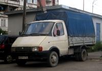 """Грузовой автомобиль ГАЗ-33021 """"Газель"""" #М 529 ТС 72. Тюмень, Полевая улица"""