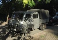 УАЗ-39094. г. Самара, ул. Лесная