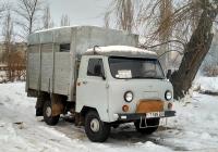 Фургон на шасси УАЗ-3303. Приднестровье, Тирасполь, около ГСК-10