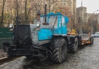 Трактор Т-150КД-09, #10779ТМ с полуприцепом для перевозки дорожного катка, #ТО00080 . Харьковская область, г. Харьков, площадь Свободы