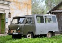 Микроавтобус на шасси УАЗ-3303 #Т 370 РР 76. Ярославская область, Мышкин