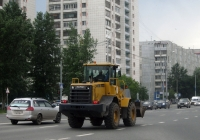 Погрузчик Foton Lovol FL936F. Тюмень, улица 30 лет Победы