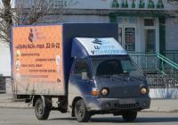 Бортовой грузовик 2834T9 на шасси Hyundai Porter #Н 362 СР 72.  Курган, улица Куйбышева