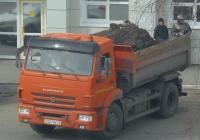 Самосвал КамАЗ-43255-G5 #О 527 МК 45.  Курган, улица Куйбышева