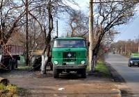 Самосвал IFA W50L/K #Х 2854 ХК. Харьковская область, г. Харьков, Роганская улица