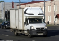 Фургон на шасси Renault Mascott #М 978 ВВ 178. Санкт-Петербург, Благодатная улица