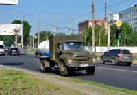 Автоцистерна на шасси ЗИЛ-130* #АХ 9587 СХ. Харьковская область, г. Харьков, Салтовское шоссе