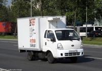 Фургон на шасси KIA Bongo III #В 564 НМ 178. Санкт-Петербург, Пулковское шоссе
