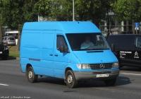 Цельнометаллический фургон Mersedes-Benz Sprinter*  #К 286 НЕ 98. Санкт-Петербург, Пулковское шоссе