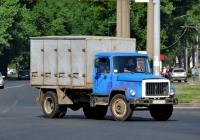 Хлебный фургон на шасси ГАЗ-3307 #АХ 0259 ЕА. Харьковская область, г. Харьков, Салтовское шоссе