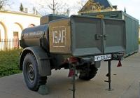 """Прицеп-цистерна """"Kässbohrer"""" 1200 л., #Y-224844. Militärhistorisches Museum der Bundeswehr, Дрезден, Германия"""
