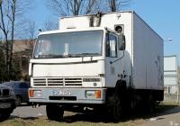 Грузовой автомобиль Steyr 92, #SH31591. ul. Chorzowska, Бытом, Польша