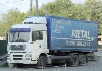 бортовой грузовой автомобиль MAN TGA 26.410 #А548ВС163. г. Самара, ул. Ново-Садовая