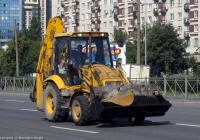 Экскаватор-погрузчик JCB 3CX #4522 РС 78. Санкт-Петербург, улица Типанова