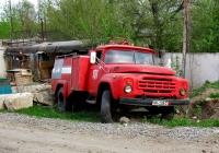 Пожарный автомобиль на шасси ЗИЛ-130* . Харьковская область, г. Харьков, улица Сагайдачного