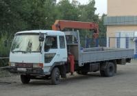 бортовой грузовой автомобиль с гидроманипулятором на шасси Mitsubishi Fuso #О733АС163. г. Самара, ул. Советской Армии