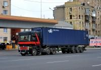 Седельный тягач Renault Magnum #BH 1025 BE. Харьковская область, г. Харьков, Армянский переулок