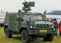 Iveco LMV вооружённых сил Чехии #33085-72. Lotnisko Leoše Janáčka, Острава, Чехия