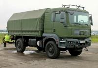 Бортовой грузовой автомобиль Tanax Aktis 4x4.1R-08 VV вооруженных сил Словакии #6464846. Lotnisko Leoše Janáčka, Острава, Чехия