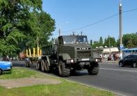 Бортовой автомобиль КрАЗ-260  #4325 ХАХ. Харьковская область, г. Харьков, Салтовское шоссе