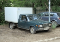 Изотермический фургон ВИС-23452 #Е547ХР163. г. Самара, ул. Ново-Садовая