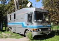 ПТС Магнолия-83А на шасси КамАЗ-53213(Ajokki). Курск, парк имени 1 Мая