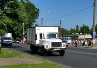 Фургон на шасси ГАЗ-3307-12  #403-09 ХА. Харьковская область, г. Харьков, Салтовское шоссе