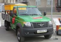 "Бортовой грузовик УАЗ-236021 ""Profi"" #Х 380 МЕ 45.  Курган, улица Савельева"