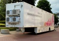 Передвижной маммографический кабинет Smit Mobile Equipment тип CEO-1020. г. Тарту, Эстония