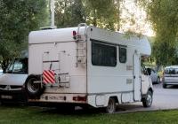 Автодом ГАЗ-Купава-3780 #М 609 КС 197. Псков, Советская набережная