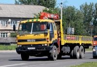 Бортовой грузовик Isuzu Forward с КМУ UNIC 500 #А 351 ЕС 60. Псков, Чудская улица