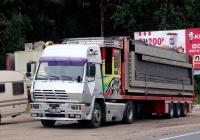 Седельный тягач Steyr 91 #2AK 9317. Россия, Псков, Ленинградское шоссе