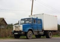 МАВР-48850B на шасси ЗИЛ-433362 #С 082 ХВ 53. Псковская область, трасса Р-56