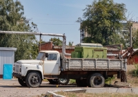 Бортовой грузовик ГАЗ-52. Харьковская область, г. Харьков, Вокзальная улица