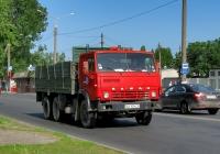 Бортовой грузовик КамАЗ-5320 #АХ 1024 СХ. Харьковская область, г. Харьков, Салтовское шоссе
