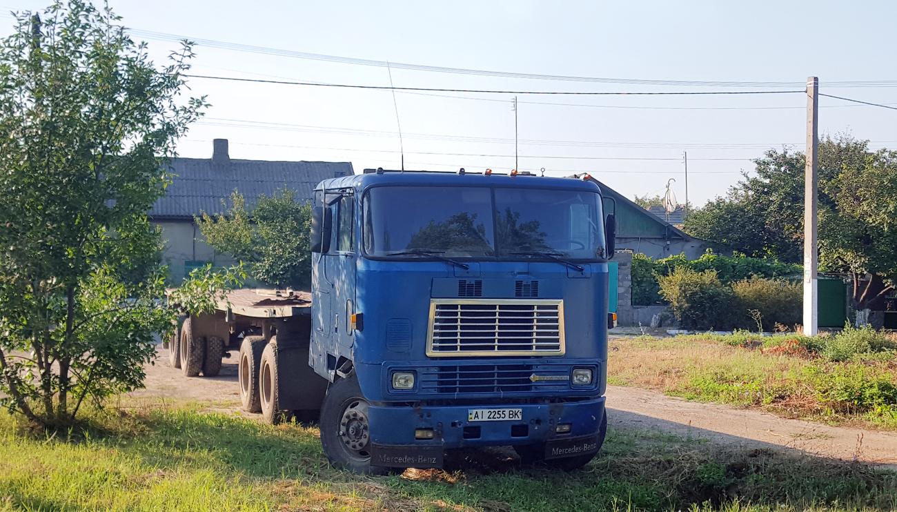 Седельный тягач International 9800 SFA. Одесская область, г. Белгород-Днестровский