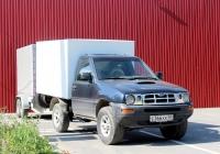 Пикап Ford Maverick #Е 366 КК 60. Псков, улица Александра Невского