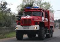 АЦ-3,0-40 NАТISК (5557)на шасси Урал-5557 #Т 546 КР 60. Псков, Ленинградское шоссе