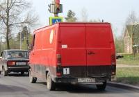 Цельнометаллический фургон Mercedes-Benz 308 T1 #О 752 ВА 67. Псков, Крестовское шоссе
