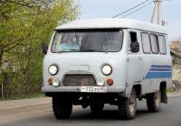 Вахтовый автобус Псковавто АПВ-У-01 #Т 032 ЕО 60. Псков, Ипподромная улица