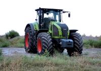 Трактор Claas Axion 950. Харьковская область, г. Харьков, проспект Гагарина
