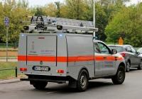 Машина аварийно-ремонтная на базе Ford Ranger #WI620FH. Wybrzeże Kościuszkowskie 31/33, Варшава, Польша