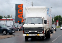 Грузовик Mazda Titan #У 505 ВН 60. Псков, Улица Л