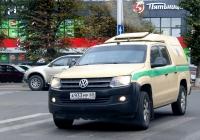 Инкассаторский автомобиль НТК на шасси VW Amarok #А 933 МР, Производство : Невская Техническая Компания, Санкт-Петербург 60. Псков, улица Некрасова