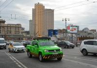 Пикап Volkswagen Amarok #К 690 ВТ 799. Москва, проспект Мира