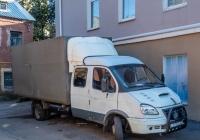 грузовой автомобиль ГАЗ-330202-288 #С273РА52. г. Нижний Новгород, ул. Ильинская