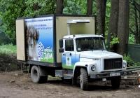 Фургон на шасси ГАЗ-3309 #АХ 1358 АР. Харьковская область, г. Харьков, Окружная дорога