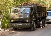 грузовой автомобиль КамАЗ-5320 (шасси) #А462КТ163. г. Самара, ул. Лейтенанта Шмидта
