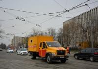 Ремонтная мастерская на шасси ГАЗ-C42R33 #У 806 ТУ 777. Москва, улица Даниловский Вал